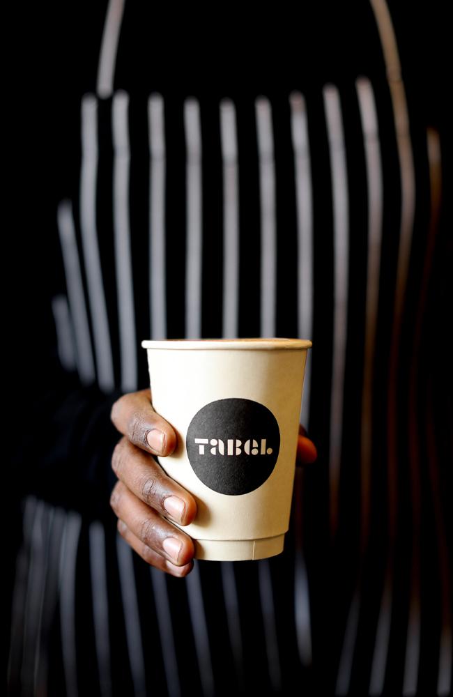 Carrick Hill Café latte